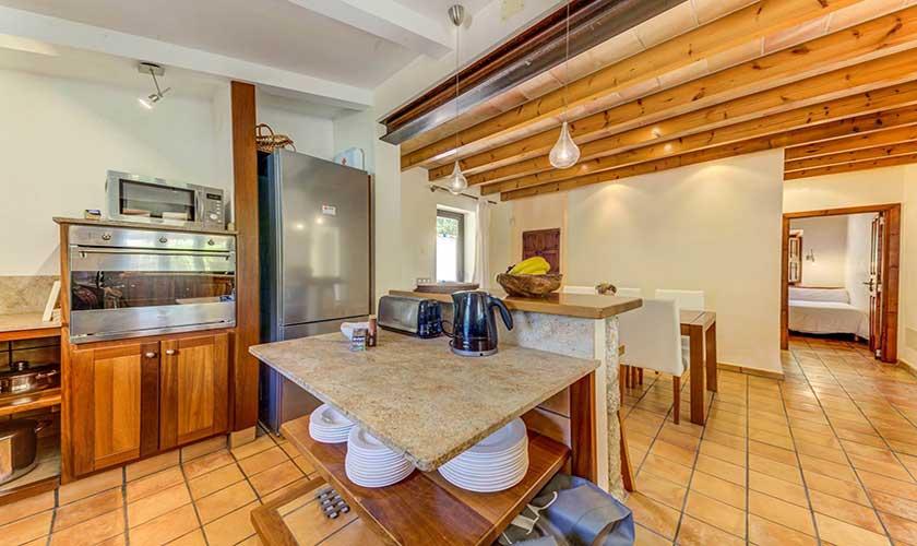 Küche Finca Mallorca PM 3538