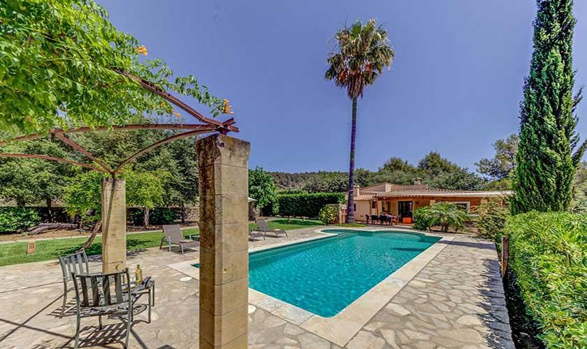 Pool und Finca Mallorca PM 3538