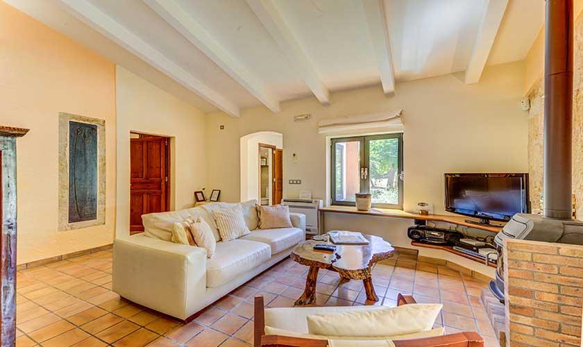 Wohnraum Finca Mallorca PM 3538