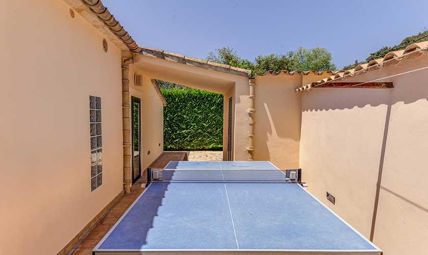 Tischtennis Finca Mallorca PM 3538