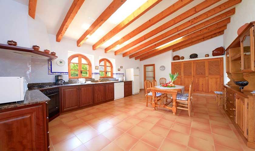 Küche Finca Mallorca PM 3539