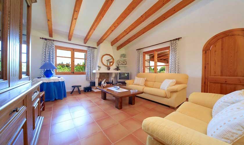 Wohnraum Finca Mallorca PM 3539