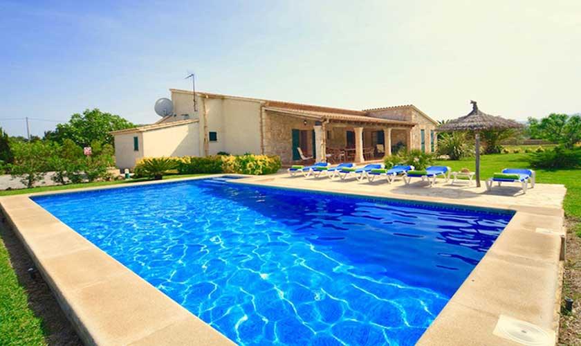 Pool und Finca Mallorca PM 3539