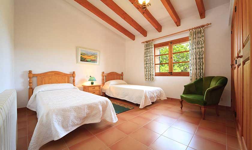 Schlafzimmer Finca Mallorca PM 3539