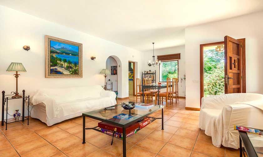 Wohnraum Finca Mallorca PM 3541