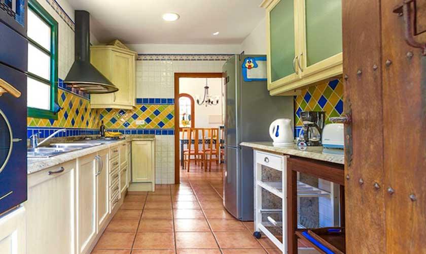 Küche Finca Mallorca PM 3541