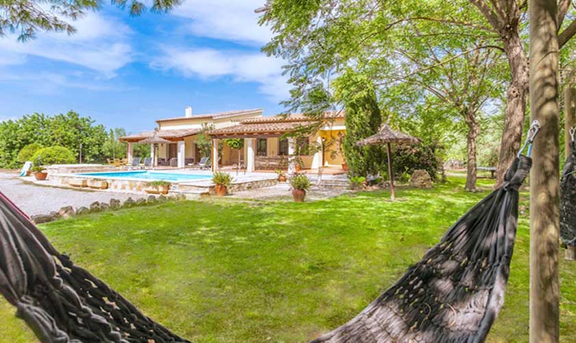 Garten Finca Mallorca PM 3541