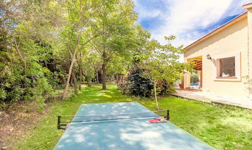Tischtennis Finca Mallorca PM 3541