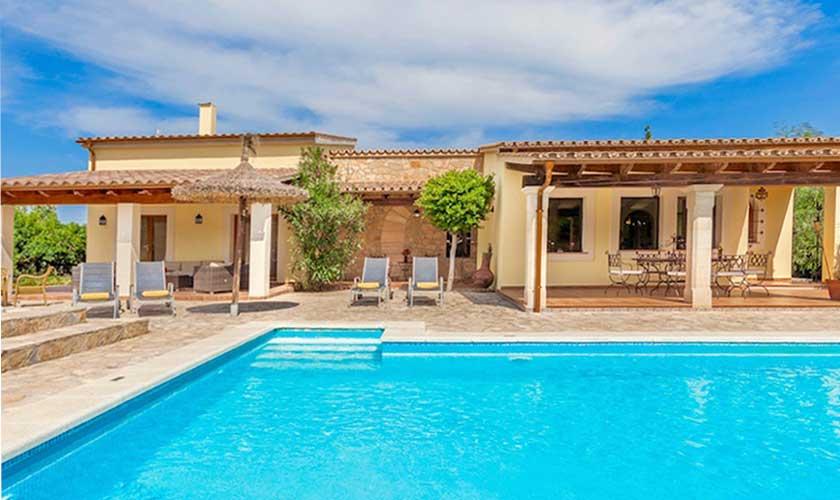 Pool und Finca Mallorca PM 3541