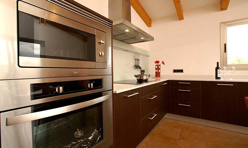 Küche Ferienhaus Mallorca PM 3542