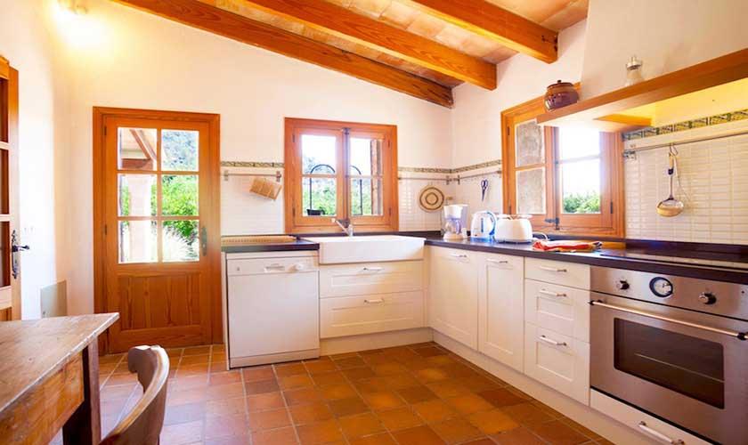Küche Finca Mallorca 4 Personen PM 3543