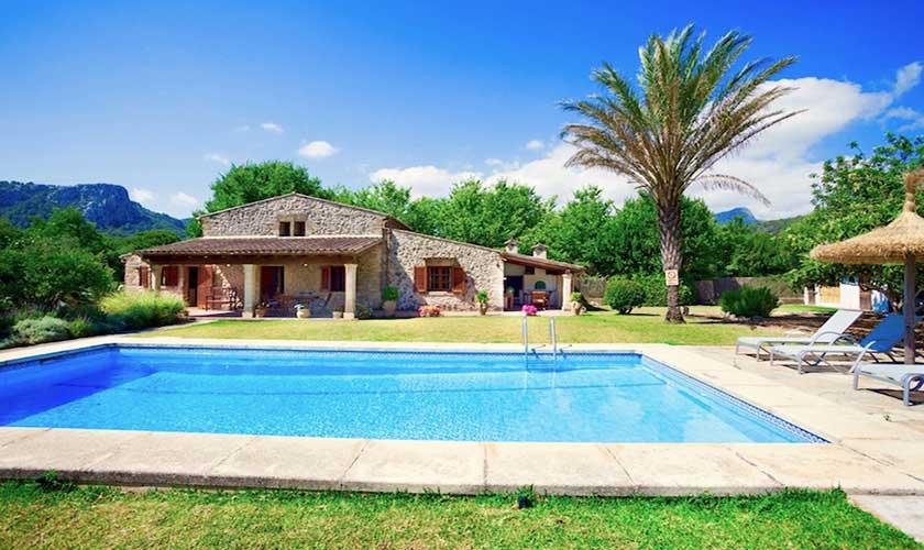 Pool und Finca Mallorca 4 Personen PM 3543