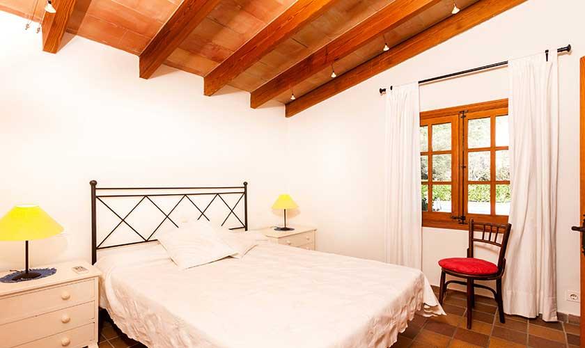 Schlafzimmer Finca Mallorca 4 Personen PM 3543