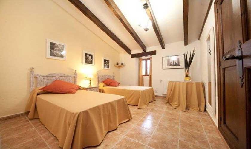 Schlafzimmer Finca Mallorca 6 Personen PM 3546