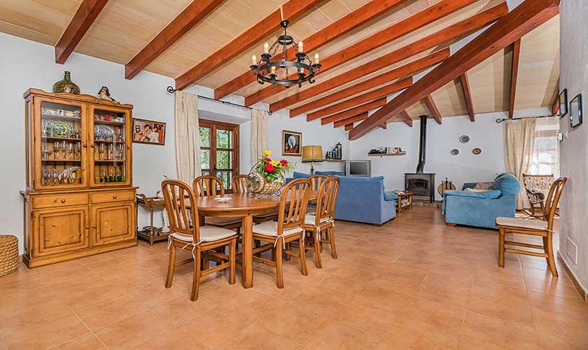 Wohnraum Finca Mallorca PM 3565