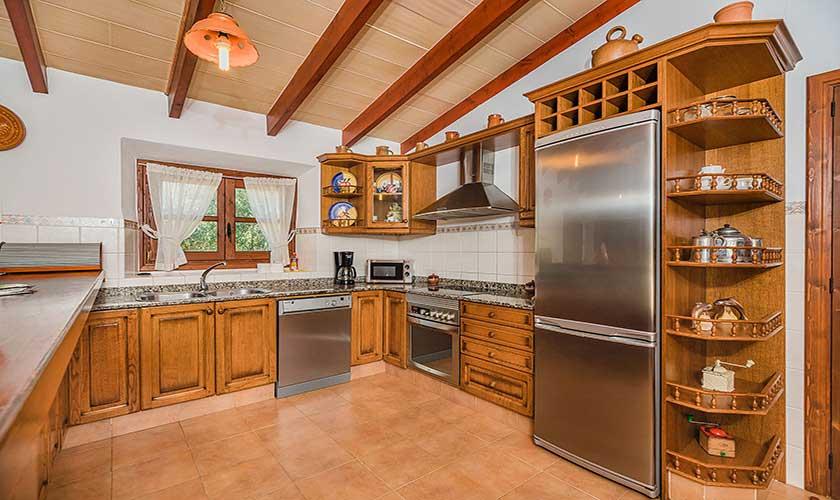 Küche Finca Mallorca PM 3565