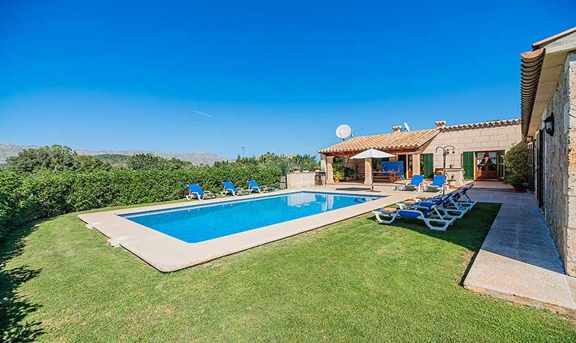 Pool und Finca Mallorca PM 3565