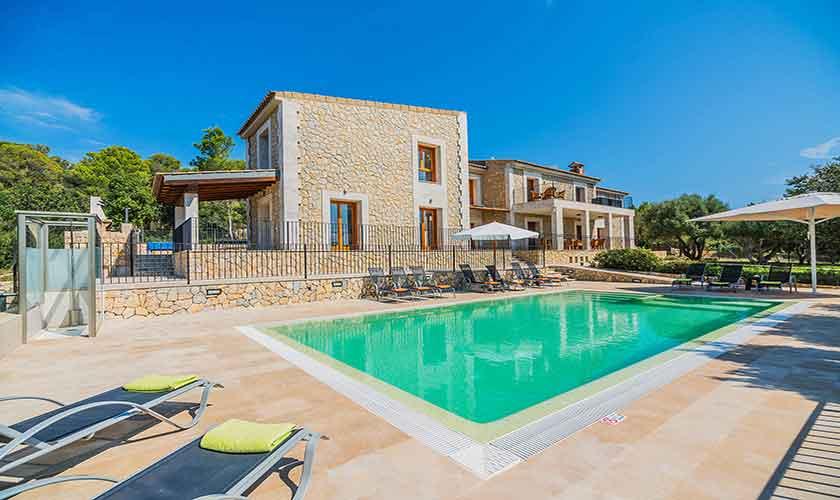 Pool und Villa Mallorca 12 Personen PM 3601
