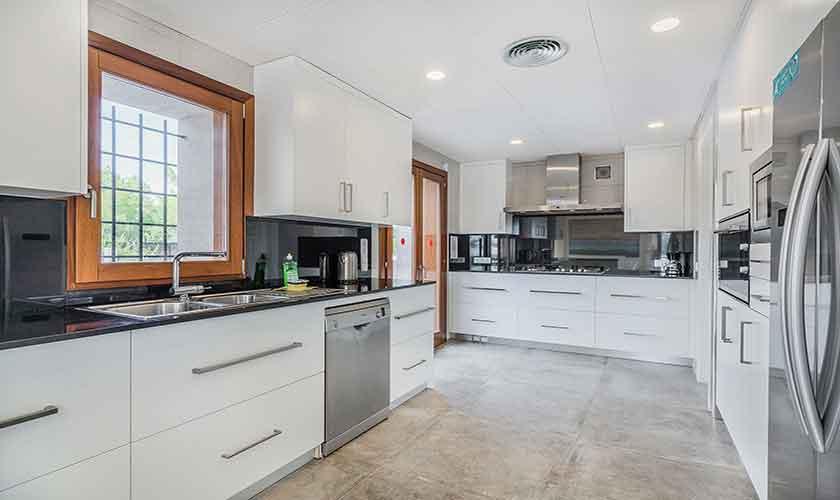 Küche Villa Mallorca 12 Personen PM 3601