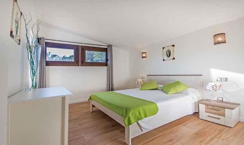 Schlafzimmer Ferienhaus Mallorca Norden PM 3650