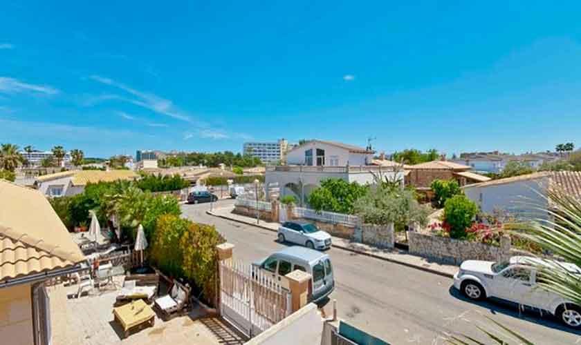 Blick Ferienhaus Mallorca Alcudia PM 3651