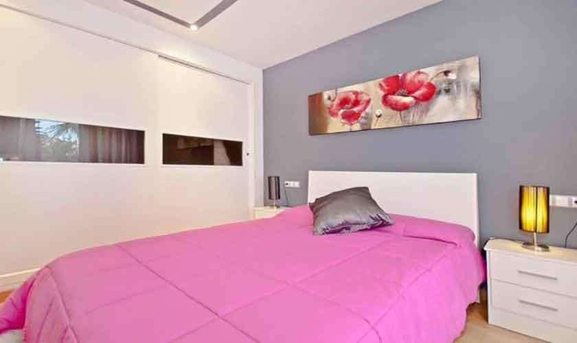 Schlafzimmer Ferienhaus Mallorca Alcudia PM 3651
