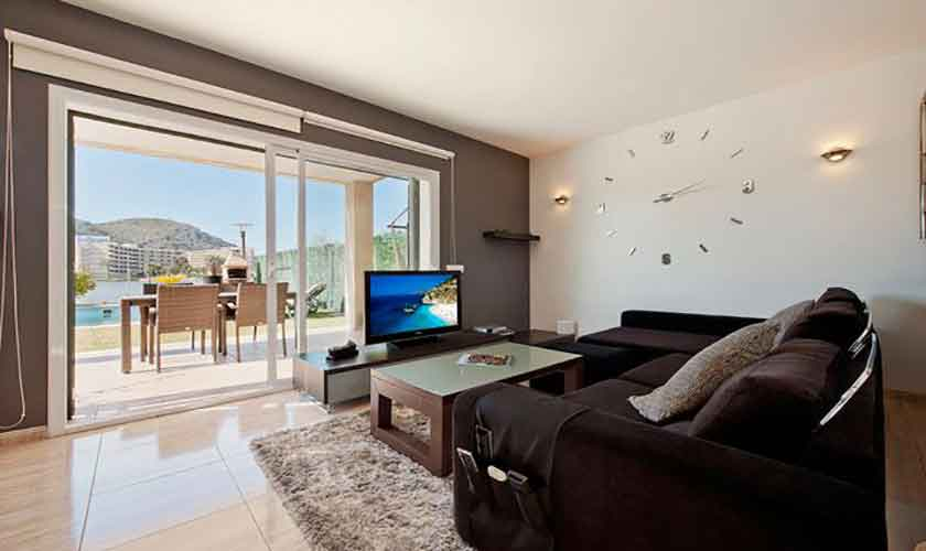 Wohnraum Ferienhaus Mallorca PM 3652