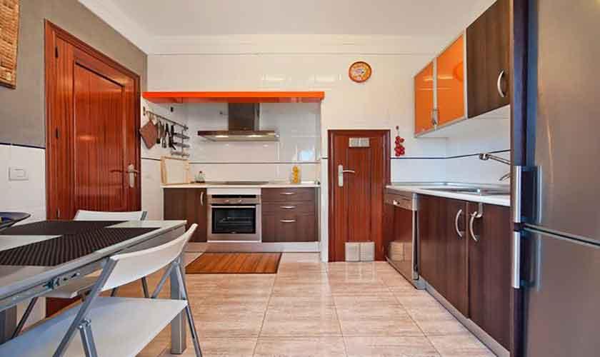 Küche Ferienhaus Mallorca PM 3652