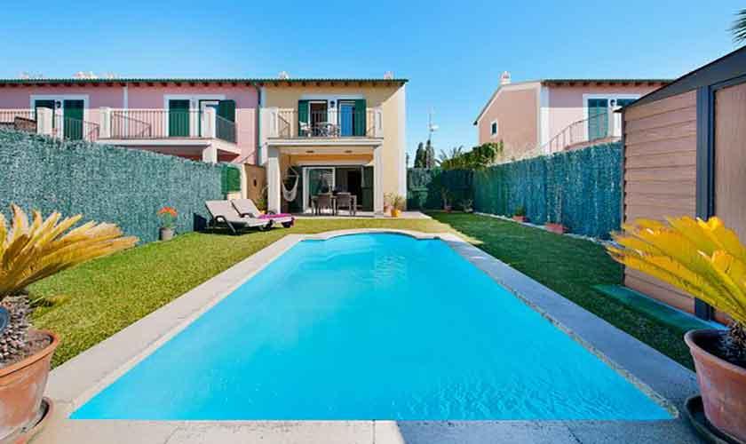 Pool und Ferienhaus Mallorca PM 3652