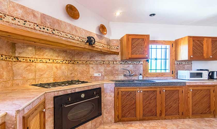 Küche Finca Mallorca PM 3660