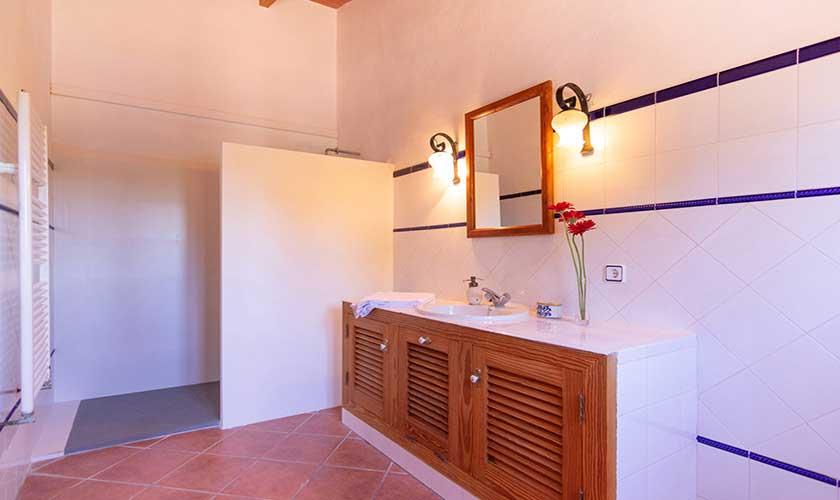 Badezimmer Finca Mallorca PM 3660