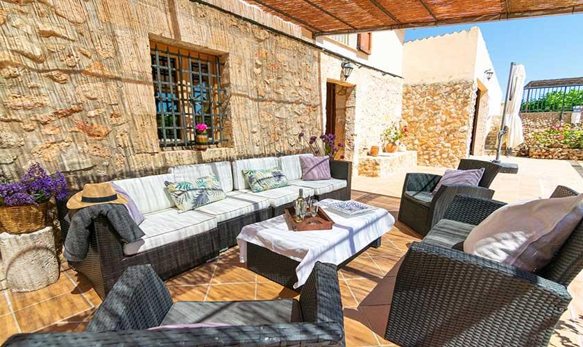 Lounge Terrasse Finca Mallorca PM 3660