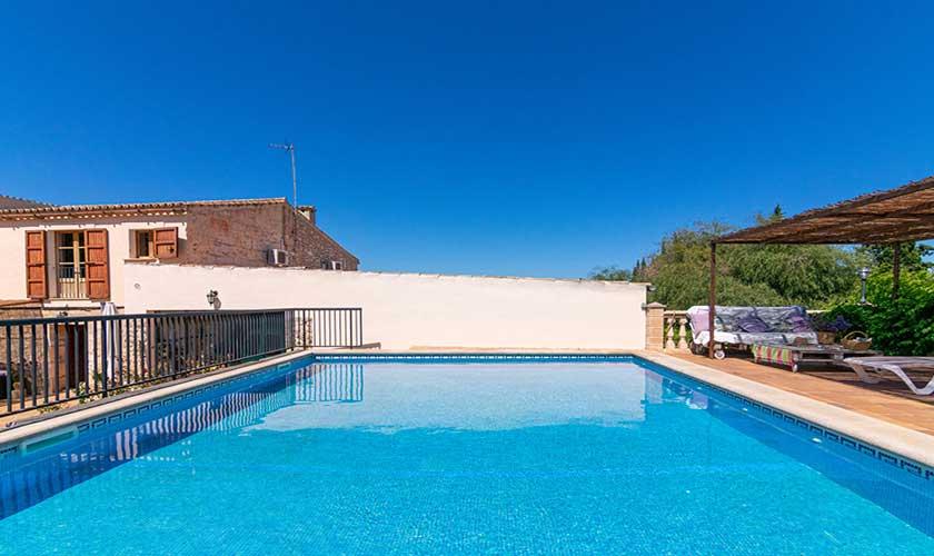Poolblick Finca Mallorca PM 3660