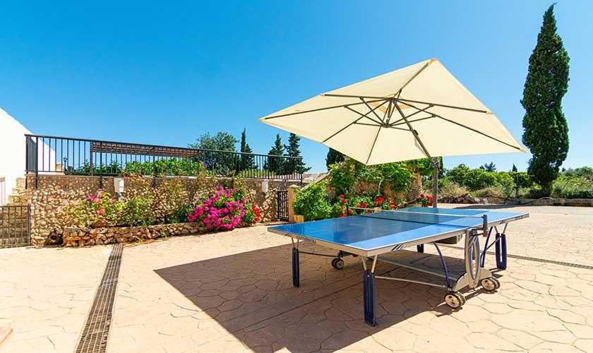 Tischtennis Finca Mallorca PM 3660