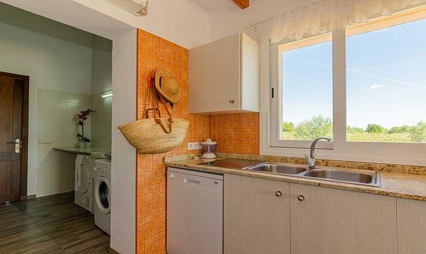 Küche Finca Mallorca PM 3702