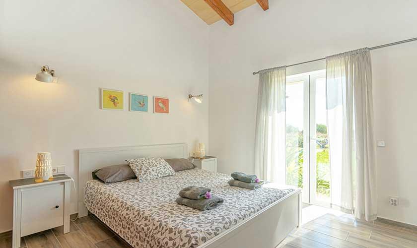 Schlafzimmer Finca Mallorca PM 3702