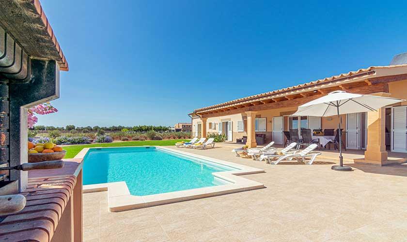 Pool und Finca Mallorca PM 3702