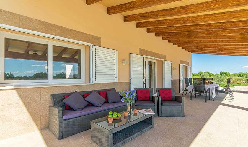 Loungesofa Terrasse Finca Mallorca PM 3702