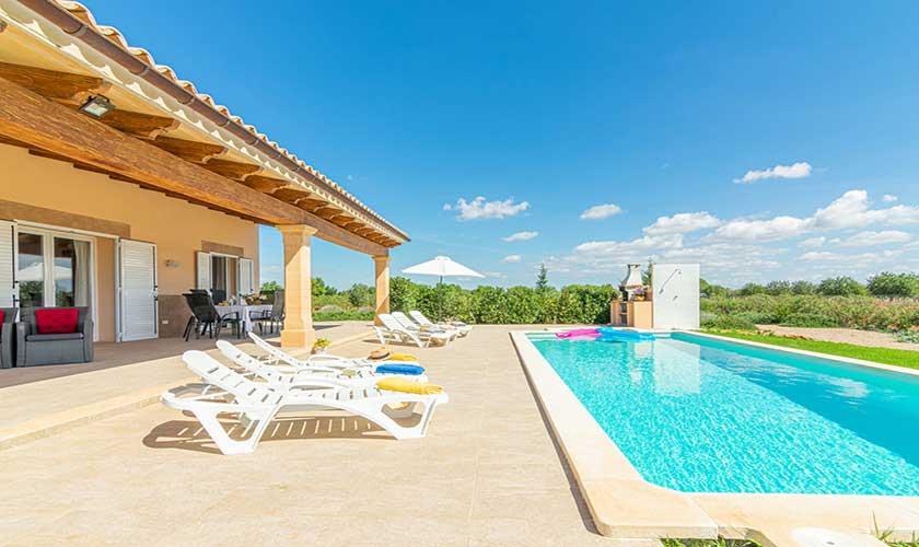 Pool und Lieben Finca Mallorca PM 3702