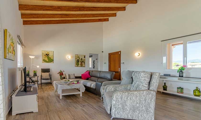 Wohnraum Finca Mallorca PM 3702