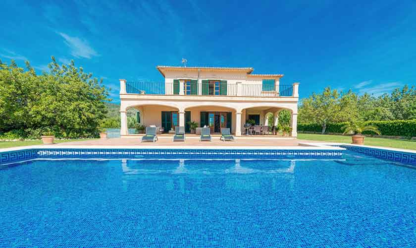 Pool und Finca Mallorca PM 3705