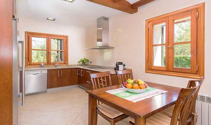 Küche Finca Mallorca PM 3705