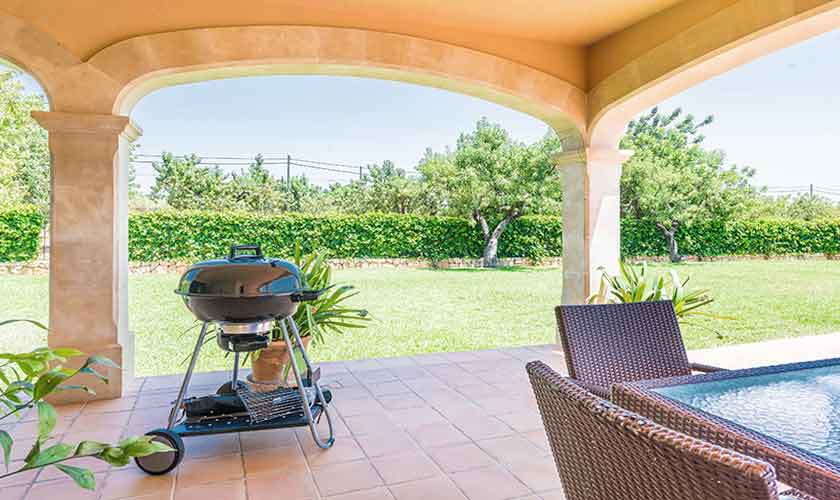 Mobiler Grill Finca Mallorca PM 3705