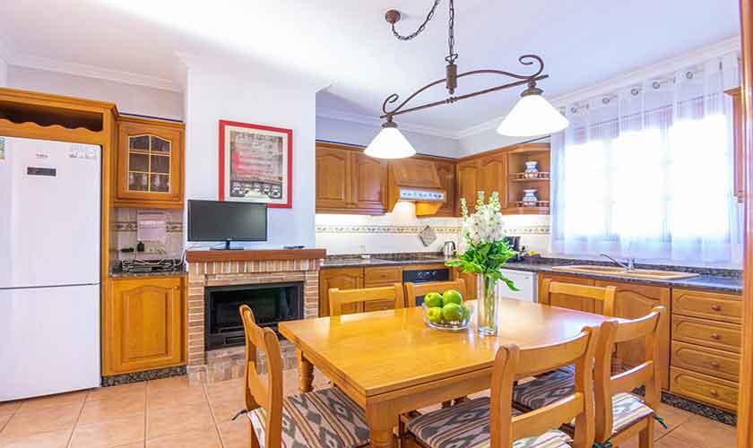 Küche Finca Vera Mallorca PM 3710