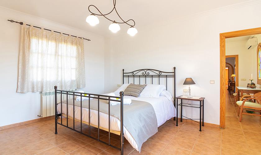 Schlafzimmer Finca Vera Mallorca PM 3710