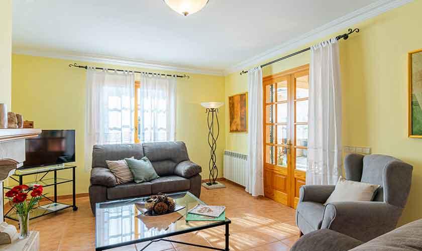 Wohnraum Finca Vera Mallorca PM 3710
