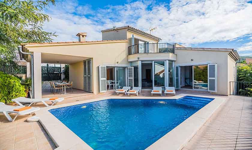 Pool und Ferienhaus Mallorca Bonaire PM 3725