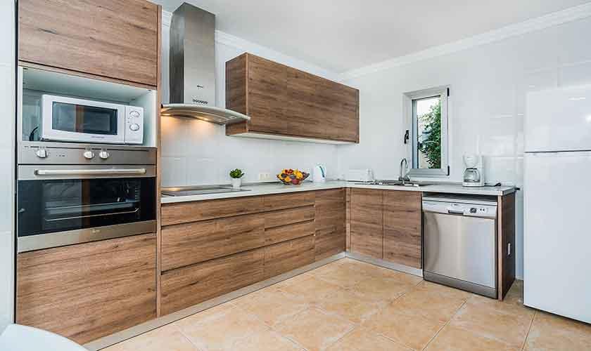 Küche Ferienhaus Mallorca Bonaire PM 3725