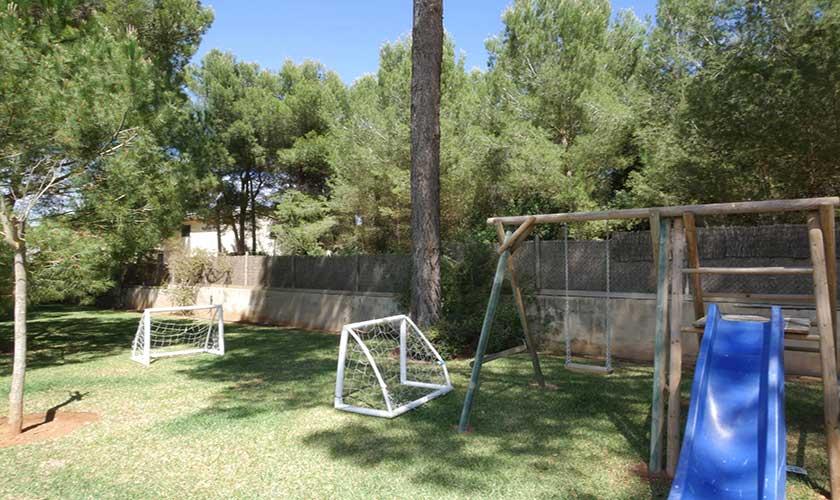 Spielgeräte Finca Mallorca Nordküste PM 3730