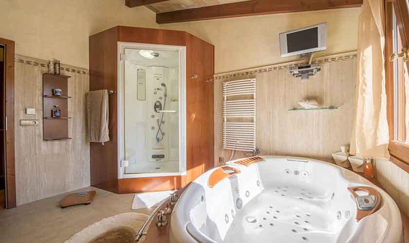 Badezimmer Finca Mallorca 6 Personen PM 3765